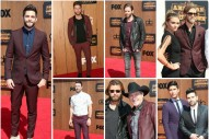Country Stars Get 'Marooned' on the ACCA Red Carpet