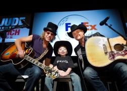 WIN Tickets to the 5th Annual St. Jude Presents: John Rich and Friends Event