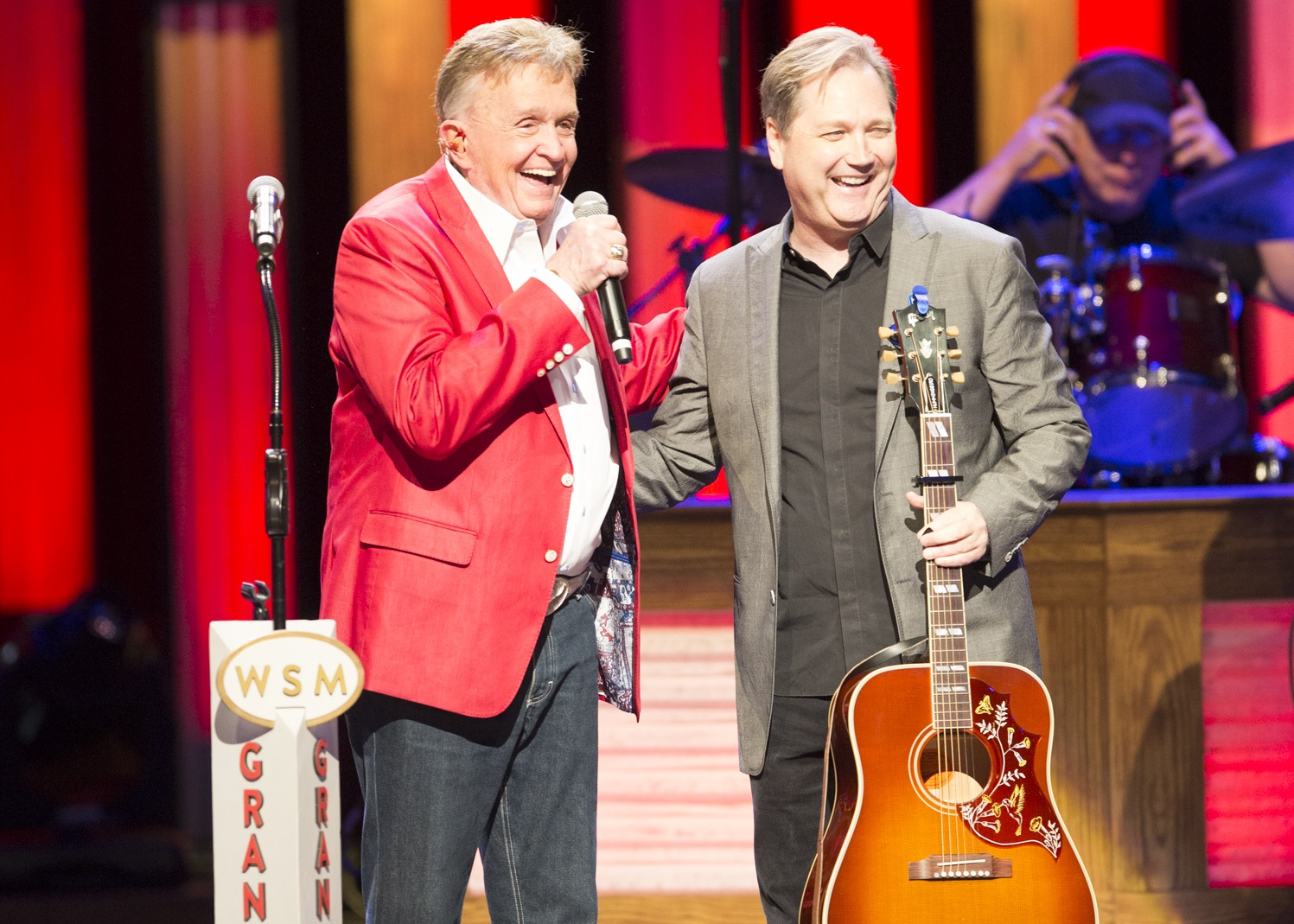 Steve Wariner Celebrates 20 Years As Opry Member