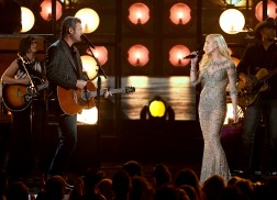 Blake Shelton and Gwen Stefani Perform 'Go Ahead and Break My Heart' on BBMAs