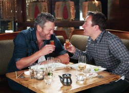 Blake Shelton Tried Sushi for the First Time with Jimmy Fallon…and It Was Hilarious