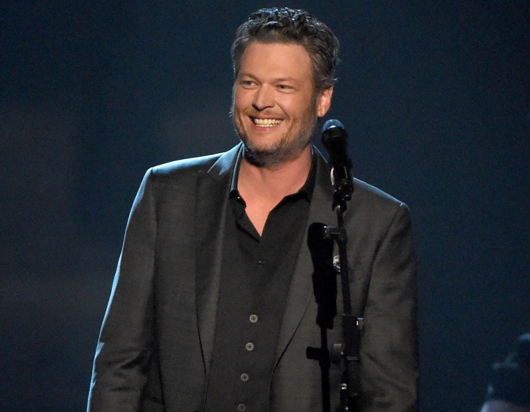 Blake Shelton, Carrie Underwood Nominated for 2017 People's Choice Awards