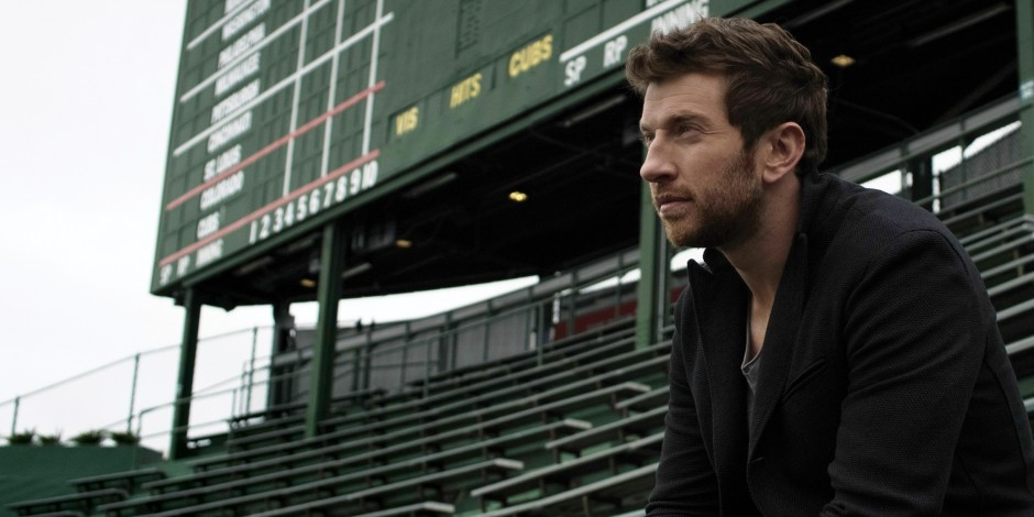 Brett Eldredge Takes Over Wrigley Field for 'Wanna Be That Song' Music Video