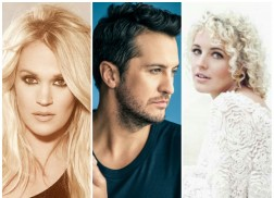Carrie Underwood, Luke Bryan Among 2016 CMT Music Awards Nominees