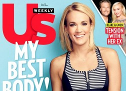 Carrie Underwood Reveals Secrets to Killer Bikini Bod
