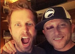 Cole Swindell Suffers Serious Black Eye Over Memorial Day Weekend