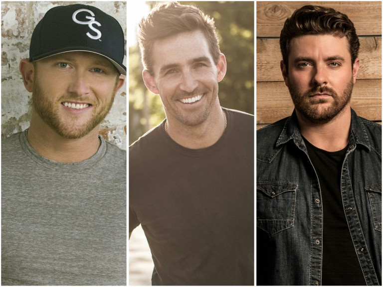 Seven Country Guys We Want to See on 'The Bachelorette' (& Their Made-Up Job Titles)
