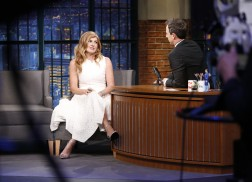 Connie Britton Talks the Cancellation of 'Nashville' on 'Seth Meyers'