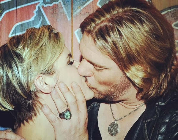 Craig Wayne Boyd Marries Taylor Borland in Secret Ceremony