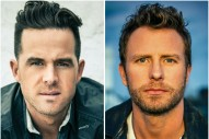 David Nail Receives Parenting Tips From Dierks Bentley During Grocery Store Run-In