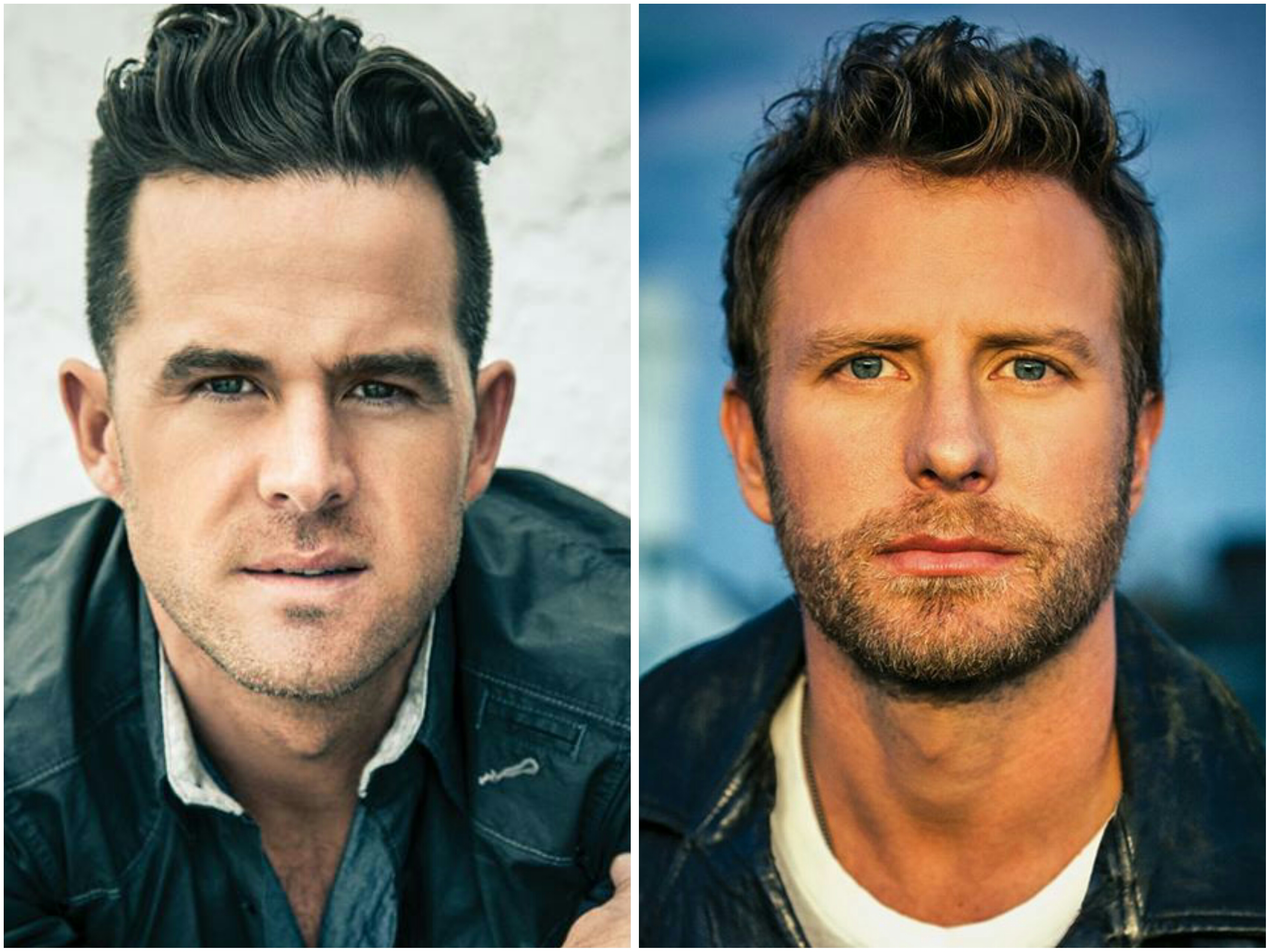 David Nail Receives Parenting Tips From Dierks Bentley During ...