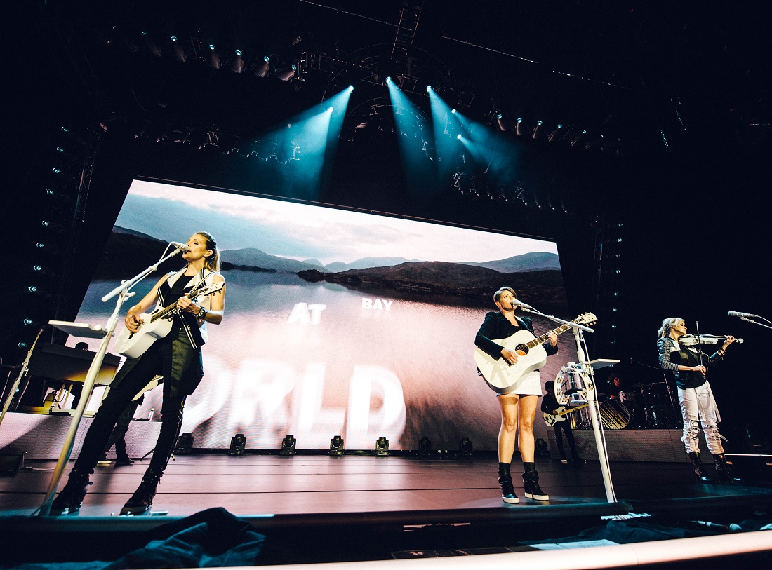 Dixie Chicks to Hit the Big Screen With 'DCX MMXVI – In Concert'