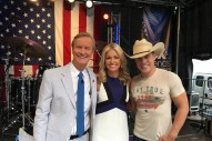 Dustin Lynch Kicks Off All-American Concert Series on 'Fox & Friends'