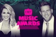 Erin Andrews, JJ Watt to Host 2016 CMT Music Awards