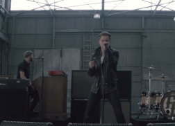 Frankie Ballard Wants to Be Your 'Cigarette' in New Music Video