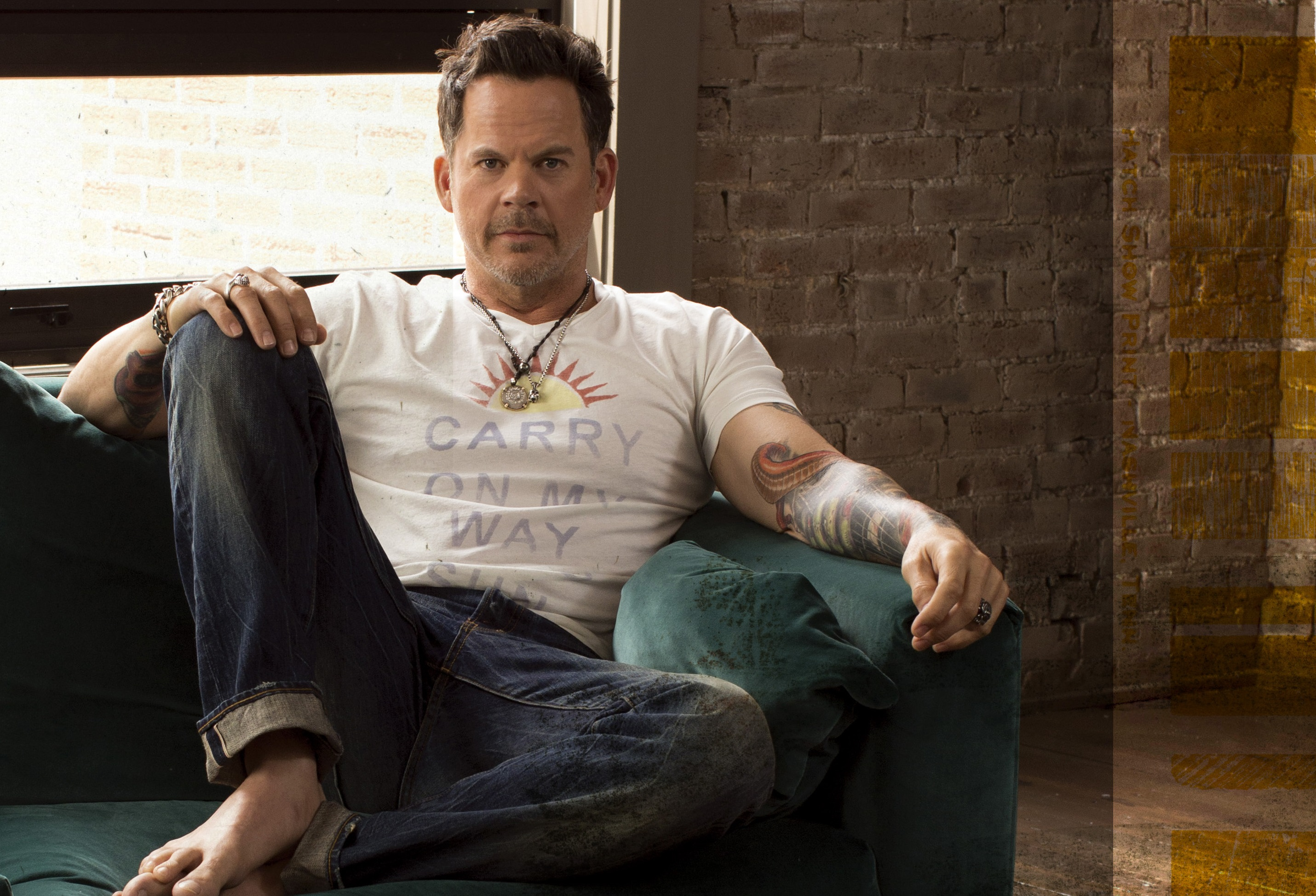 Gary allan wants to mess us up