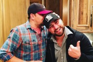 Tyler Farr Enlists Jason Aldean To Produce His New Album