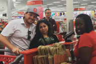 Josh Abbott Band's Josh Abbott Pays it Forward to Woman in Need