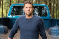 Josh Turner Nabs No.1 Spot on Mediabase Country Charts with 'Hometown Girl'