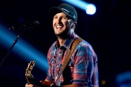 Luke Bryan Takes Home Artist of the Year at the American Country Countdown Awards