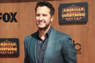 Luke Bryan Crowned Male Vocalist of the Year at American Country Countdown Awards
