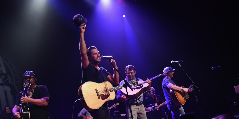 The Peach Pickers, Luke Bryan & Friends Honor Otis Redding and Georgia Music Foundation at 3rd Annual Georgia On My Mind Concert