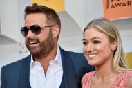 Randy Houser and Tatiana Starzynski Say 'I Do'