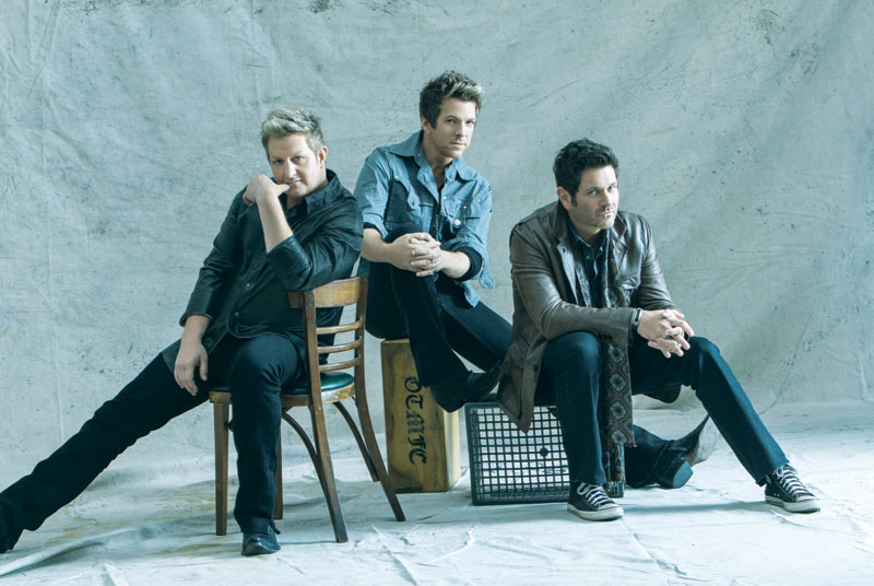 Rascal Flatts Found Renewed Energy From Tourmates Kelsea Ballerini and Chris Lane