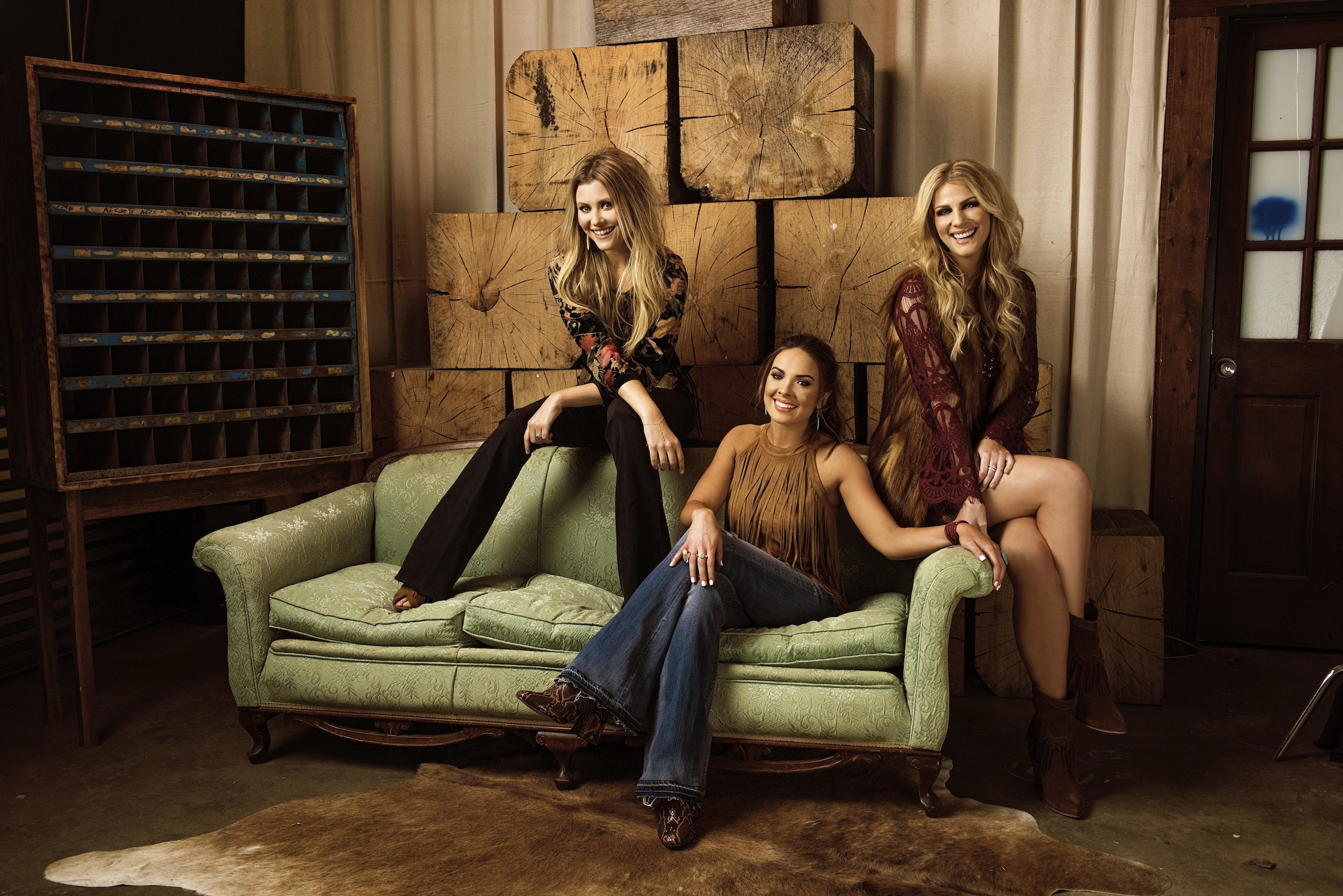 Runaway June; Photo by Jason Myers