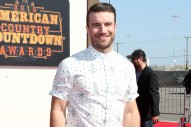 Sam Hunt Wins Two Trophies at American Country Countdown Awards