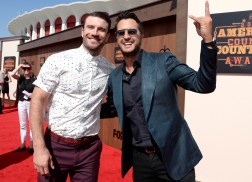 Sam Hunt is Excited to Tour With Kindred Spirit, Luke Bryan