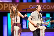 Emerging Country Duo Smithfield Makes Grand Ole Opry Debut