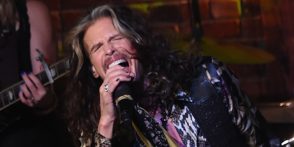 Steven Tyler Going 'Out On A Limb' for First Solo Tour