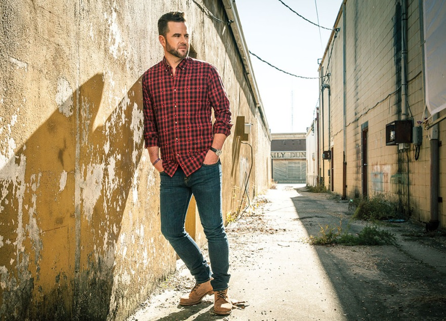 David Nail Reveals Track Listing for New Album 'Fighter'