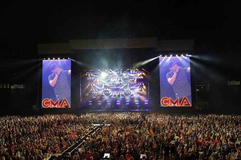 CMA Music Festival Celebrates 45th Year with Record Attendance