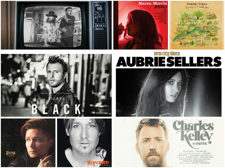 The Best Country Albums of 2016 (So Far)