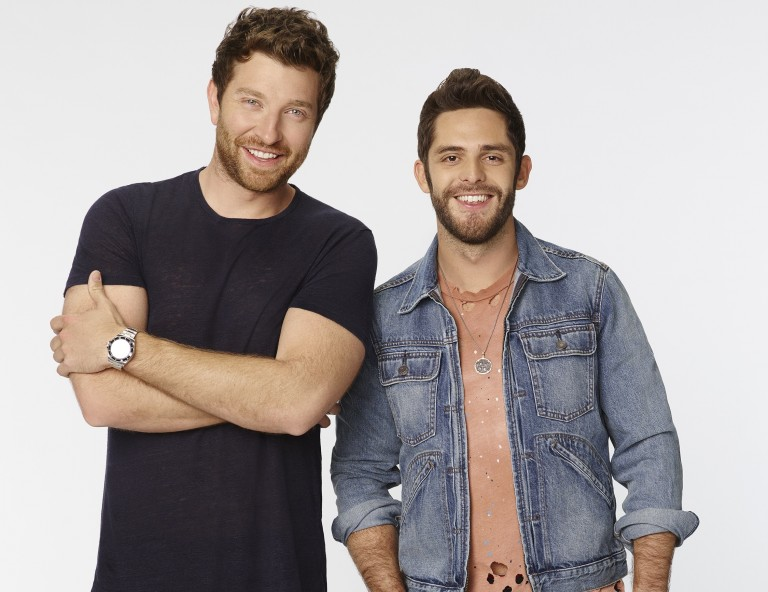 7 Times Brett Eldredge and Thomas Rhett Proved They Have the Best Bromance Ever