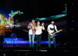 Lady Antebellum Brings the Hits, Honors Orlando at Country LakeShake