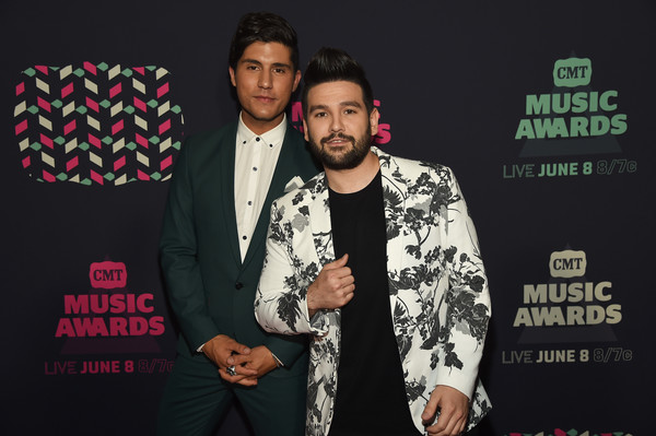 Dan + Shay; Photo by Getty Images