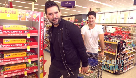 Dan + Shay Find All Their CMA Fest Essentials at Walgreens