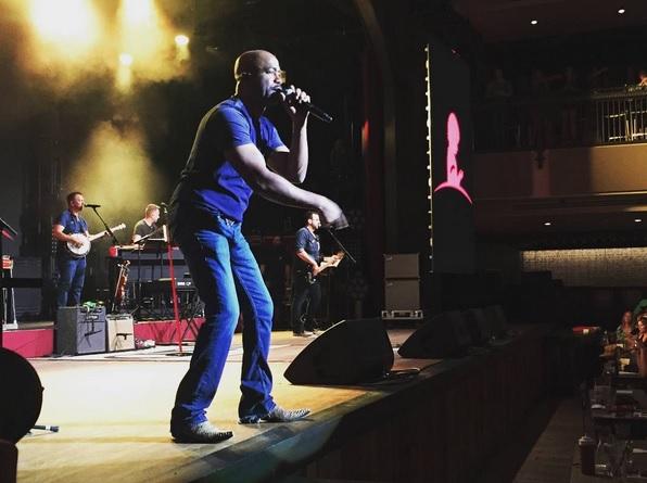 Darius Rucker Hosts Seventh Annual 'Darius & Friends' Concert For St. Jude