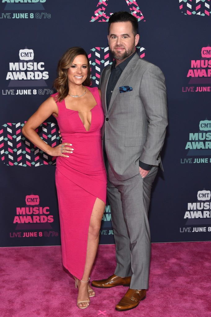 David Nail; Photo by Mike Coppola/Getty Images