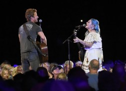 Dierks Bentley Had Fun Introducing Elle King to Nashville