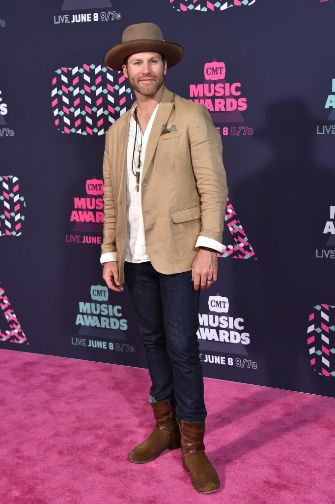 Drake White; Photo by Mike Coppola/Getty Images