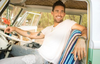 Jake Owen Scores Sixth No. 1 Single