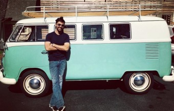 Jake Owen Takes Us for a Ride in the 'Love Bus'