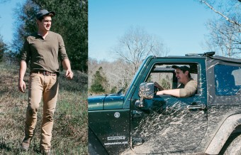 A Day In The Life with Jon Pardi