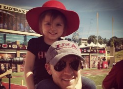 Justin Moore Puts God and Family First