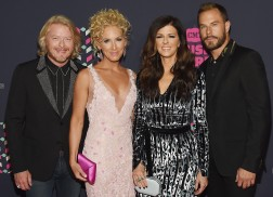 Little Big Town Wins Group/Duo Video of the Year at 2016 CMT Music Awards