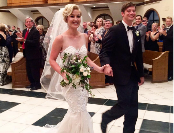 Maggie Rose Marries Austin Marshall